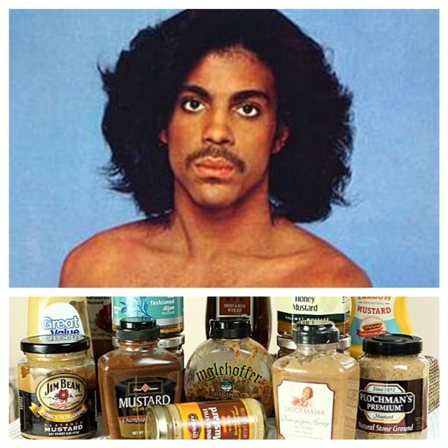 prince mustard