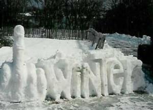 snow-middle-finger