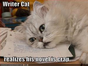 writer-cat