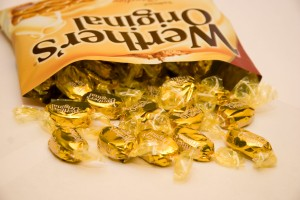 An_Open_Bag_of_Werther's_Original