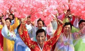 North Korea Anniversary