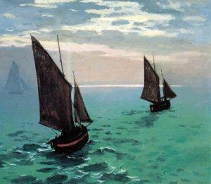 monet sailboats