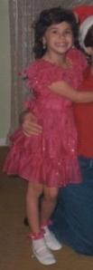 Anita's Party Dress
