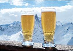 drinking mountains