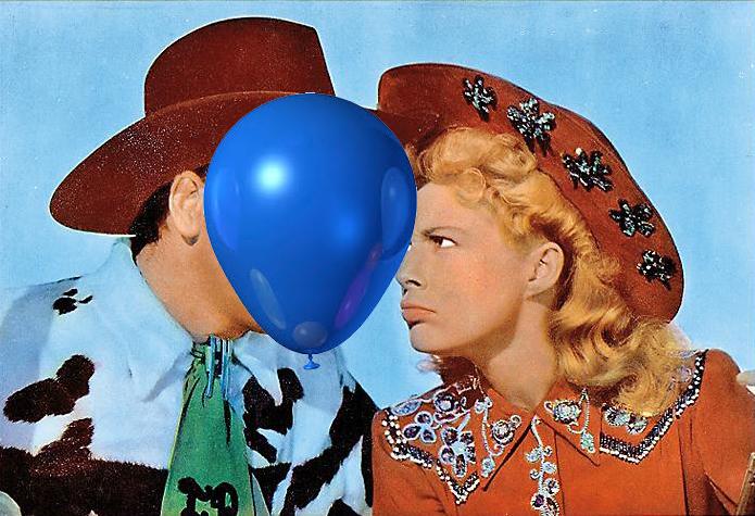 Annie get you water balloon
