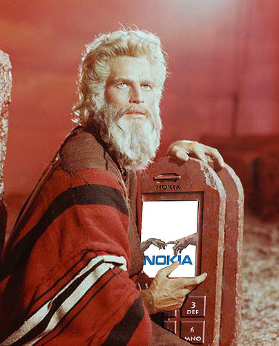 Nokia Ten Commandments